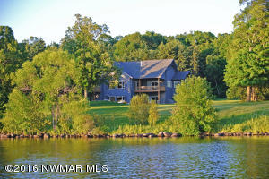 2443 N SHORE Drive NW, Cass Lake, MN 56633