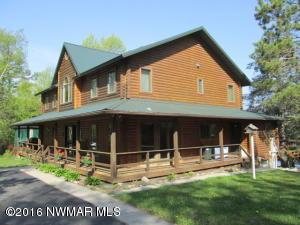 19805 Turtle River Lake Road NE, Hines, MN 56647