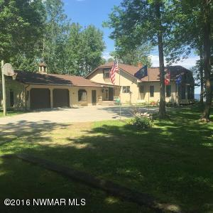 6168 Sandy Shores Drive NW, Williams, MN 56686