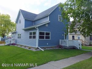 209 Water Avenue N, St. Hilaire, MN 56754