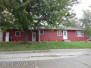 521 5TH Street S, Hallock, MN 56728