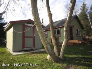 16x20 seasonal cabin & 8x12 storage shed