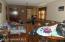 Main Floor dining / living