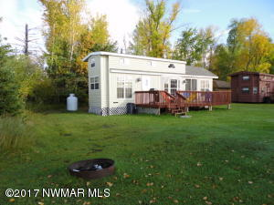 21588 Gull Lake Loop Road NE, Unit 1, Tenstrike, MN 56683
