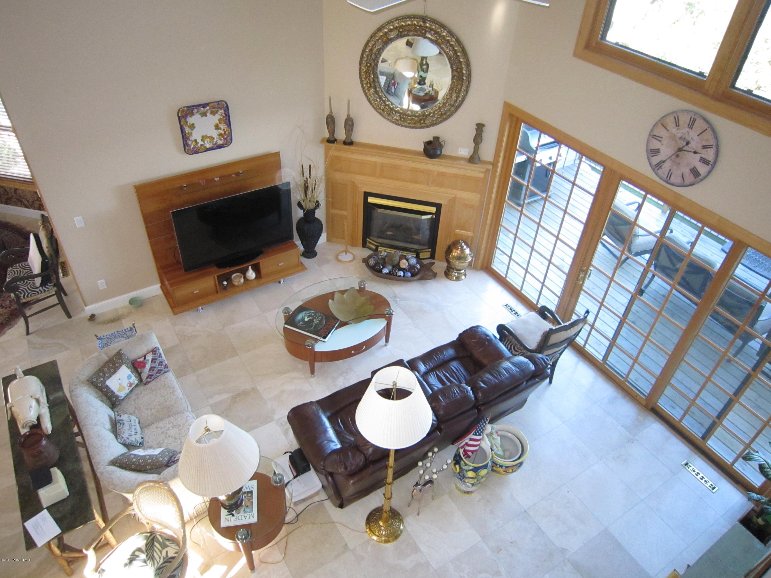 View of Great Room living area