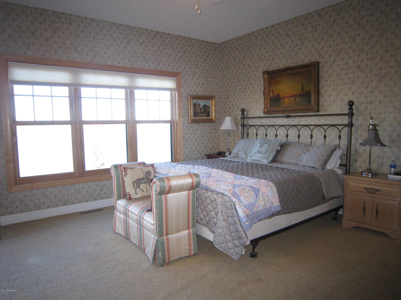 Main floor Master Suite