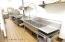Triple Tub Stainless Steel Prep Sink