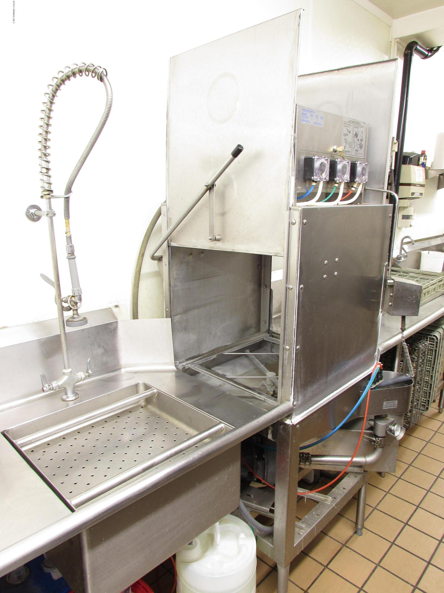 Commerical-grade Dishwasher