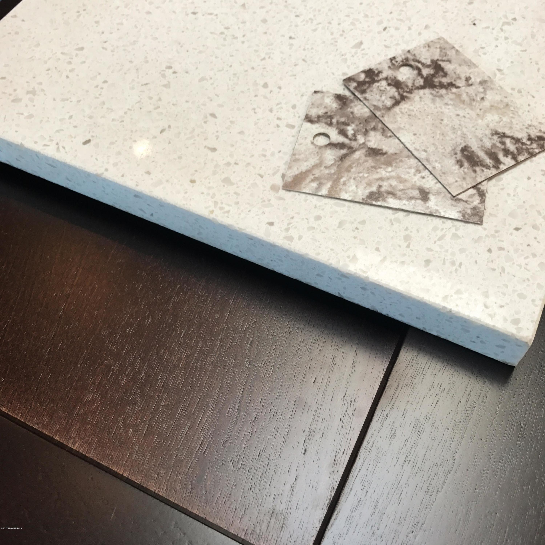 Kitchen cabinet & countertop samples