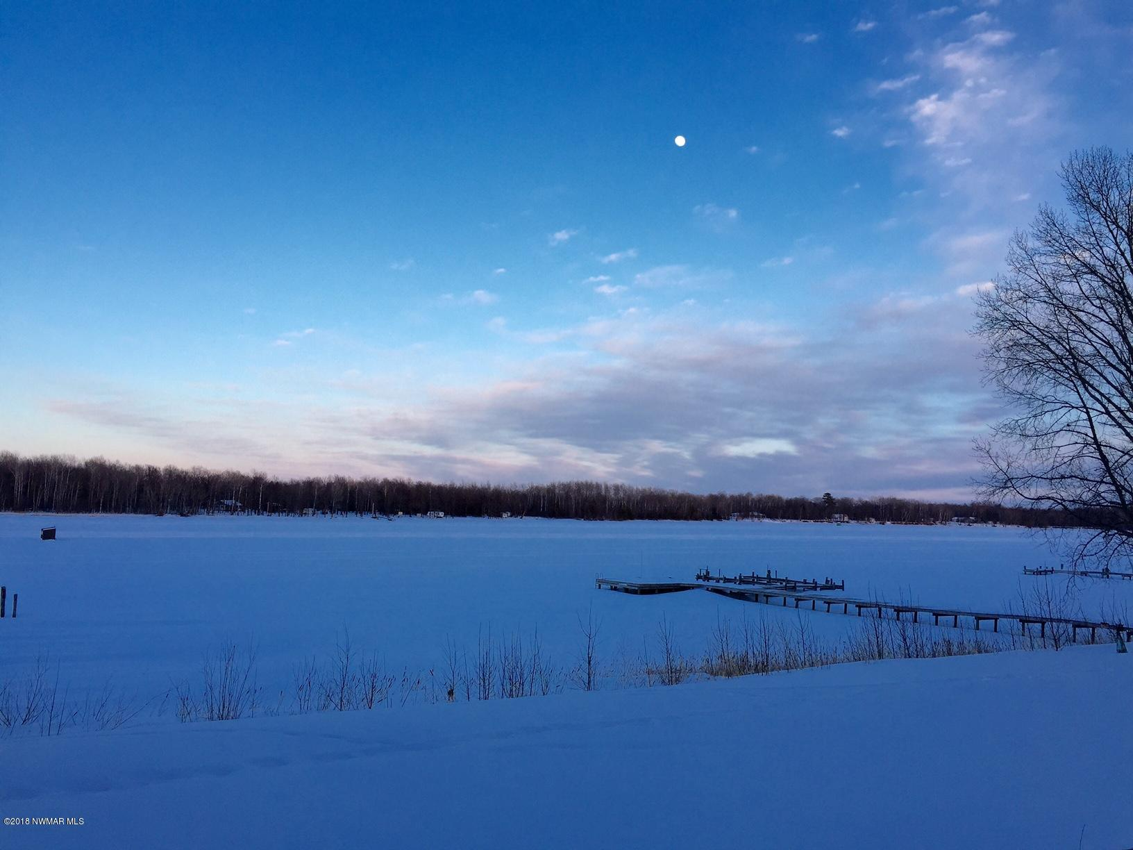 Great sunrises and moonrises over the water!