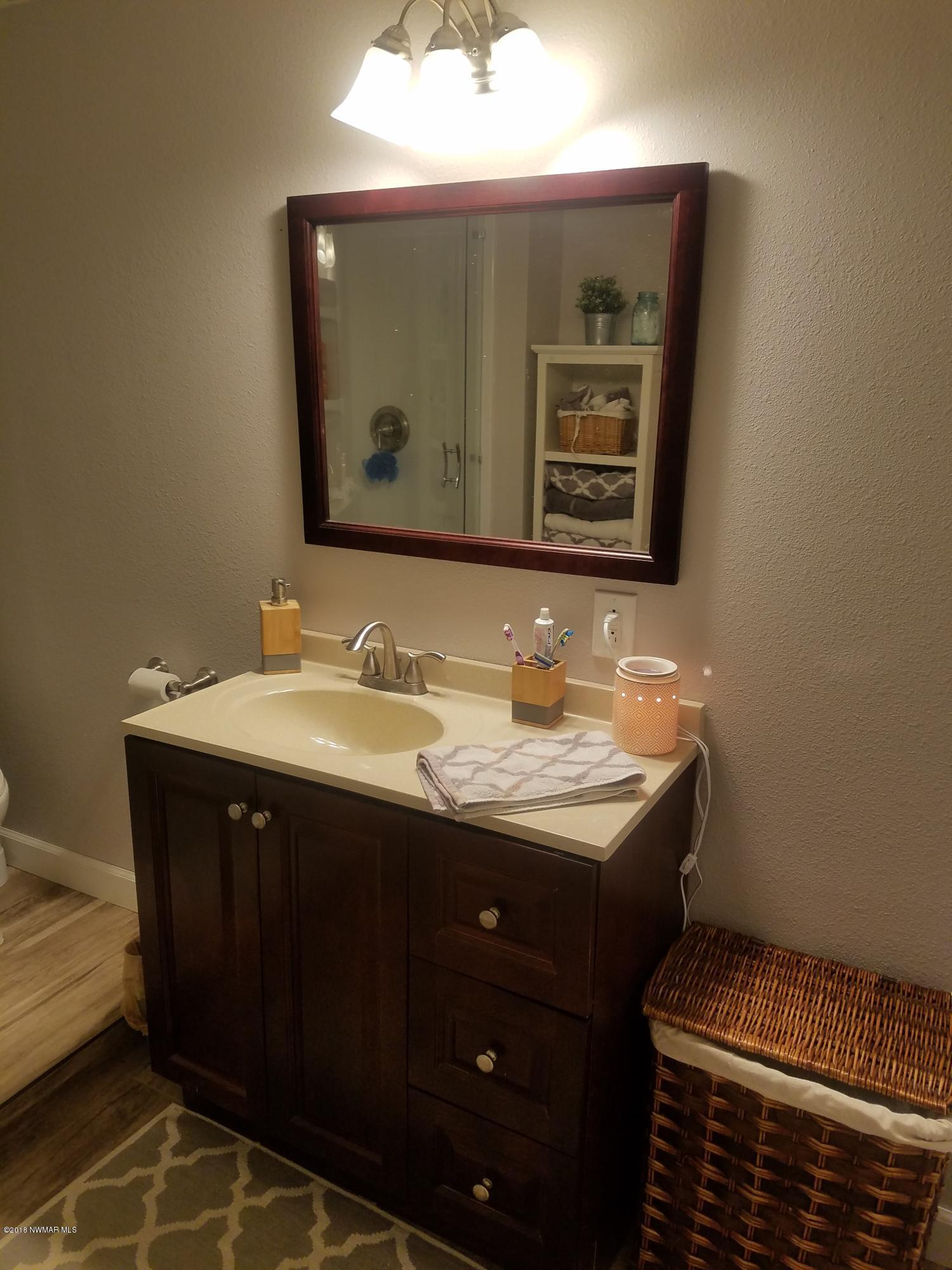 Basement Bathroom - View 2