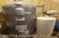Electric water heater/water softener