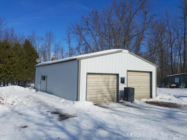 2-stall - 26' x 32' detached garage