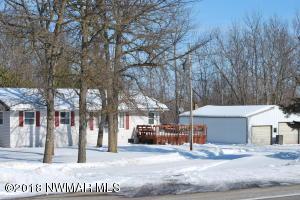 Exterior - House & Garage