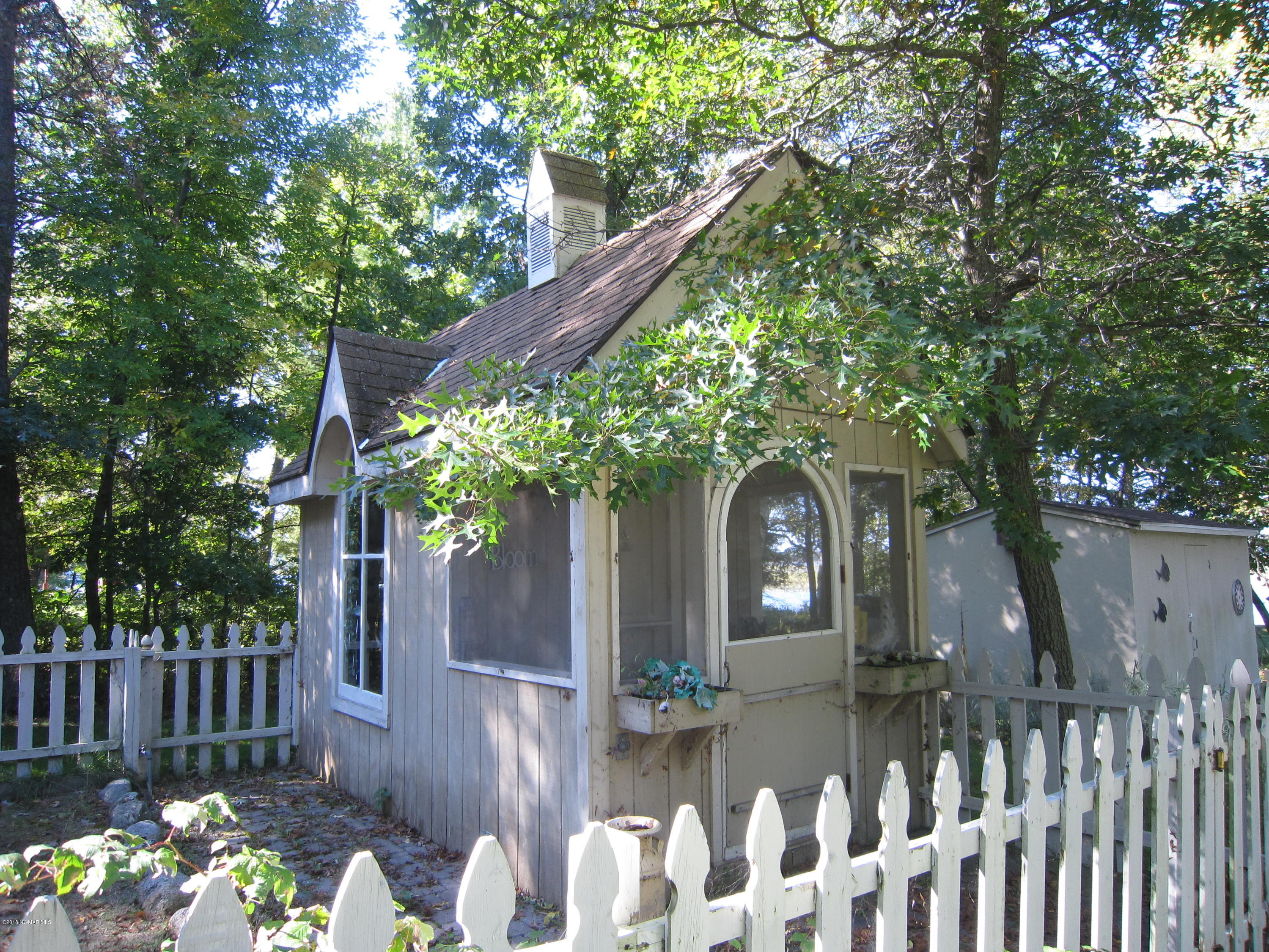 Playhouse/garden shed