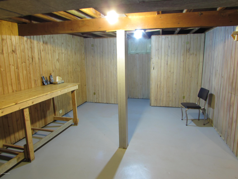 Basement Work Area - View 2