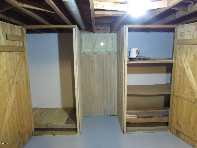 Additional Basement Storage - View 2