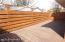 Wood Deck - View 1