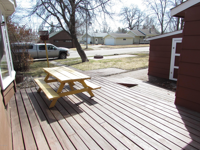 Wood Deck - View 4