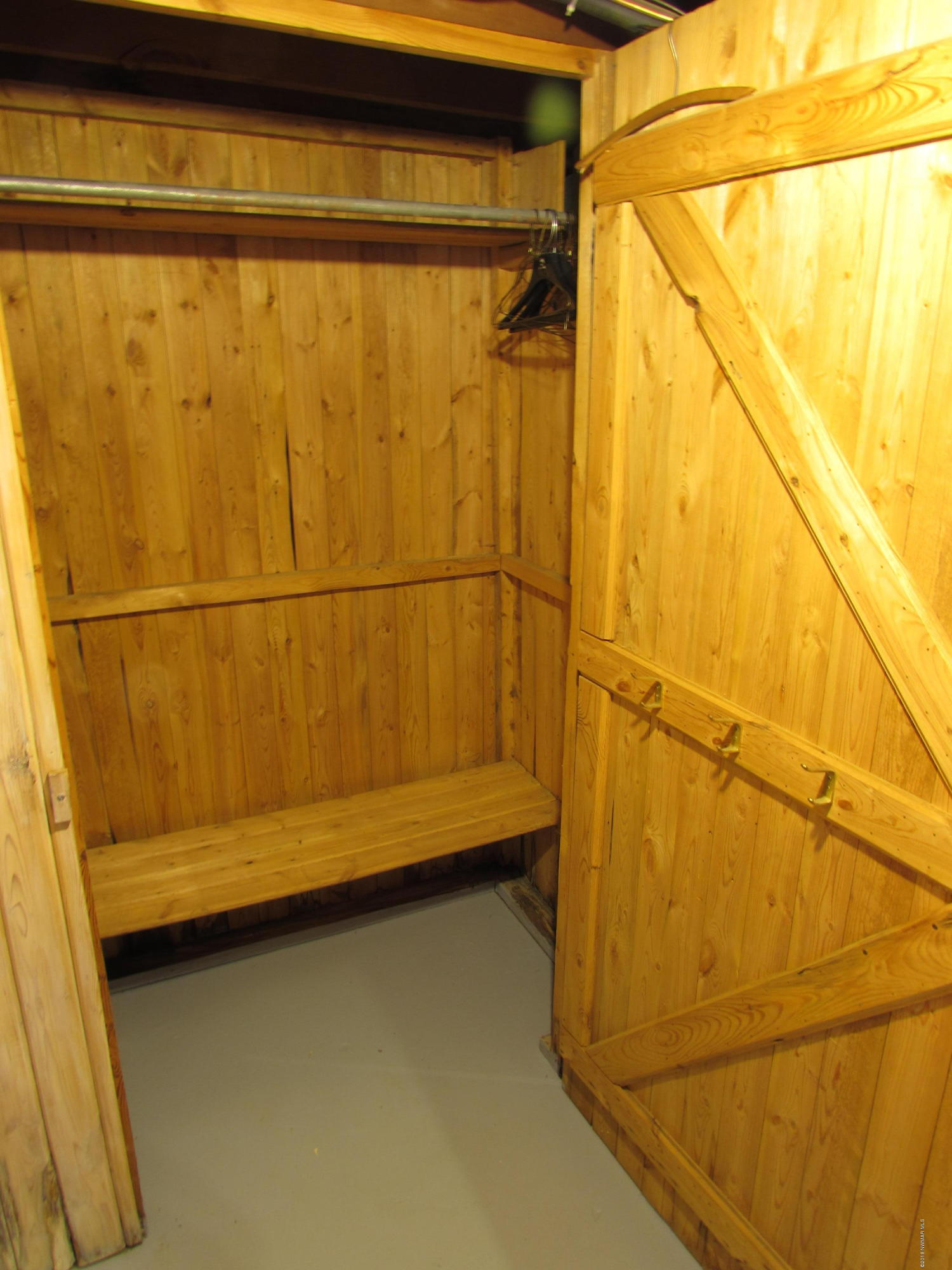 Storage at the Bottom of Stairs - View 2