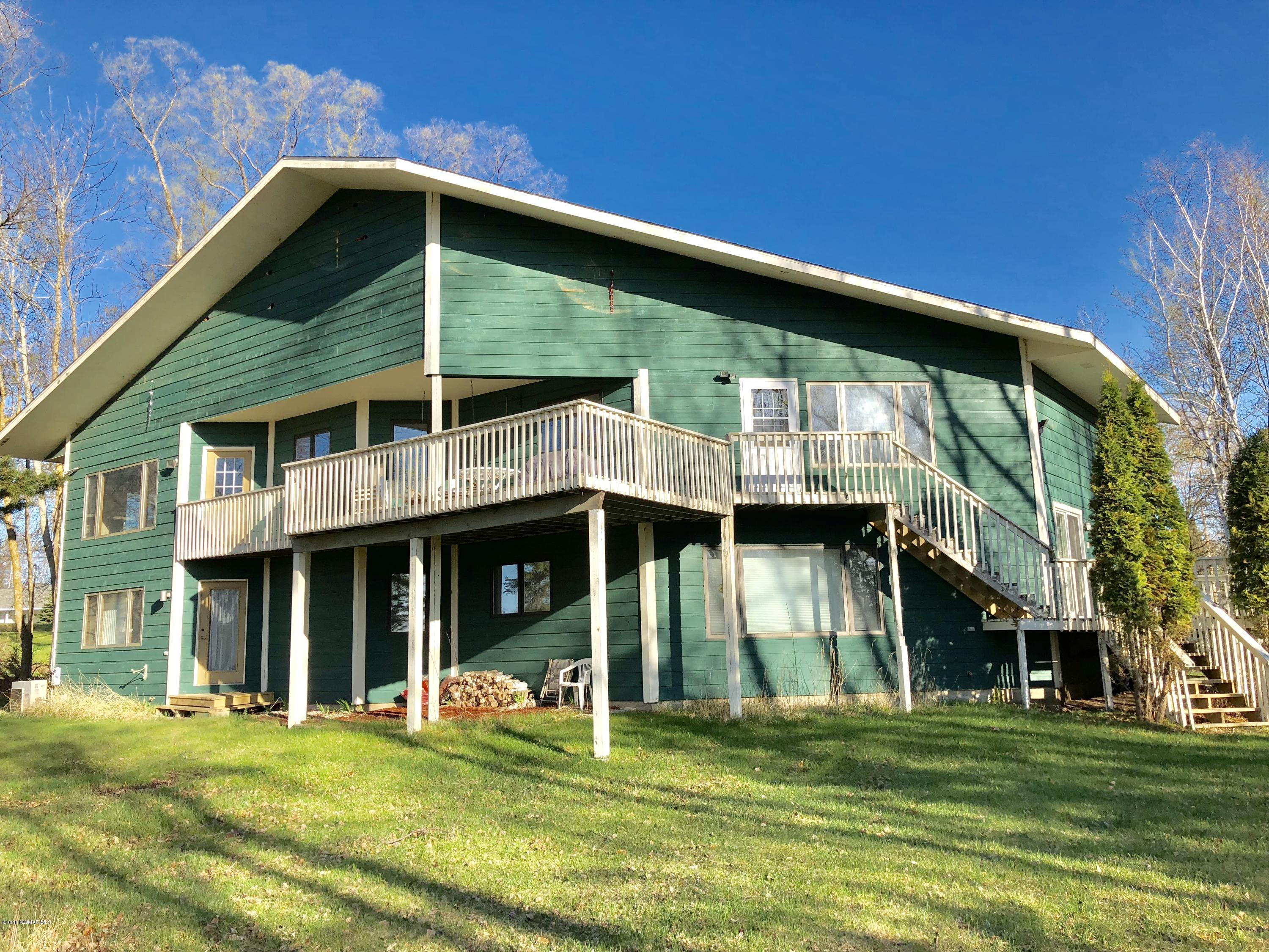 Make this stylish Lake Bemidji home yours today. Call for a private tour!