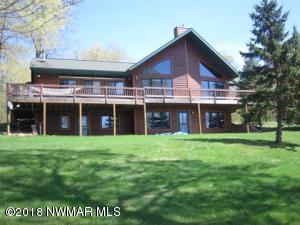 Leech Lake home with up north feel
