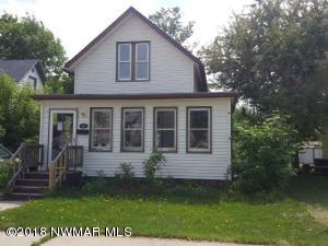 417 S Ash Street, Crookston, MN 56716