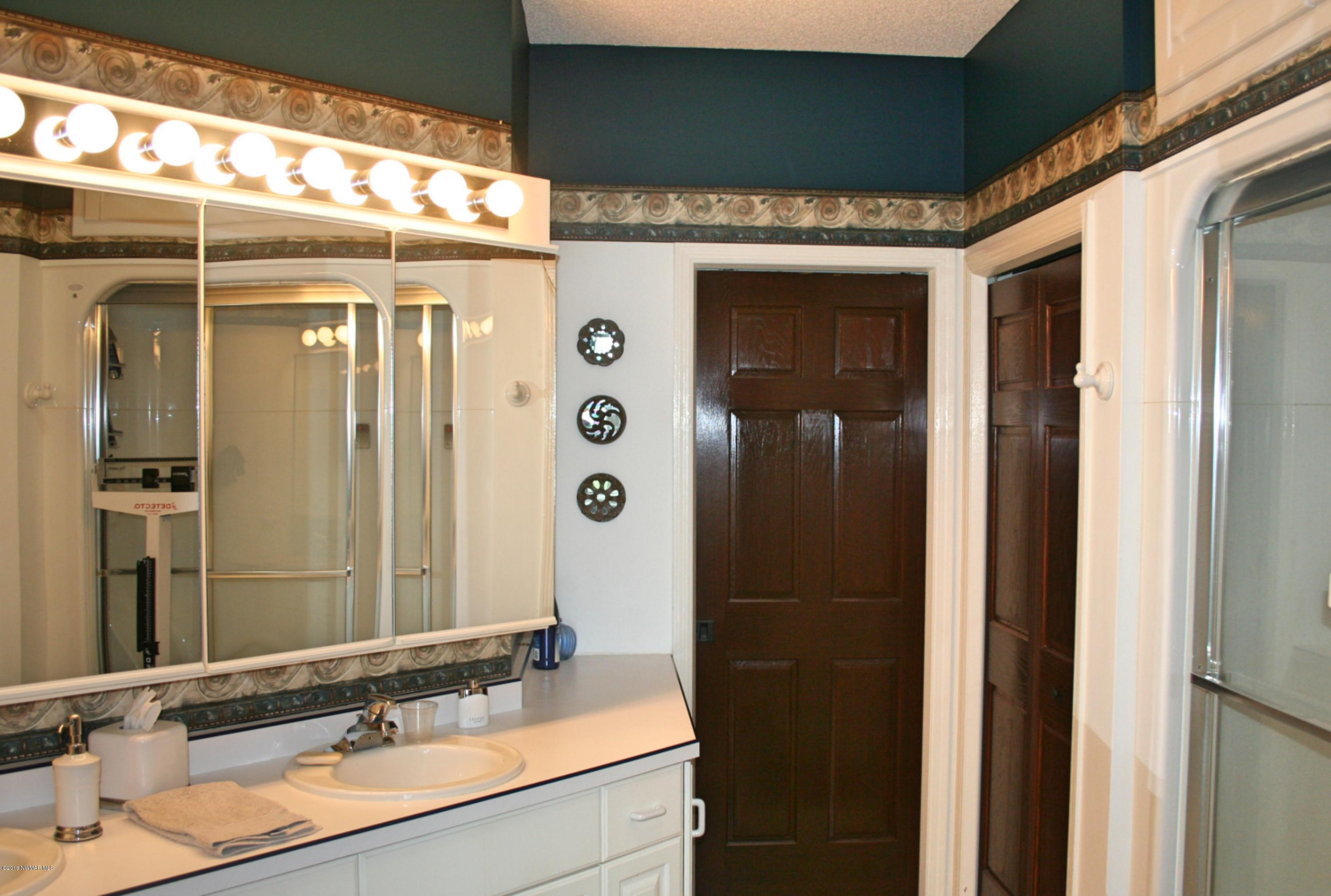 Master Bath with Laundry