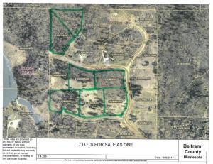 TBD 7 LOTS Grant Hills Road SW, Bemidji, MN 56601