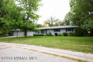 1118 RIVER Drive NE, Red Lake Falls, MN 56701
