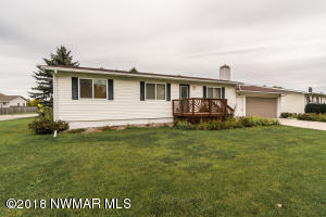 1501 Alexander Avenue, Crookston, MN 56716