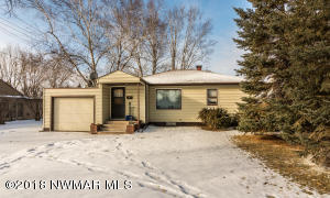 626 Washington Avenue, Crookston, MN 56716