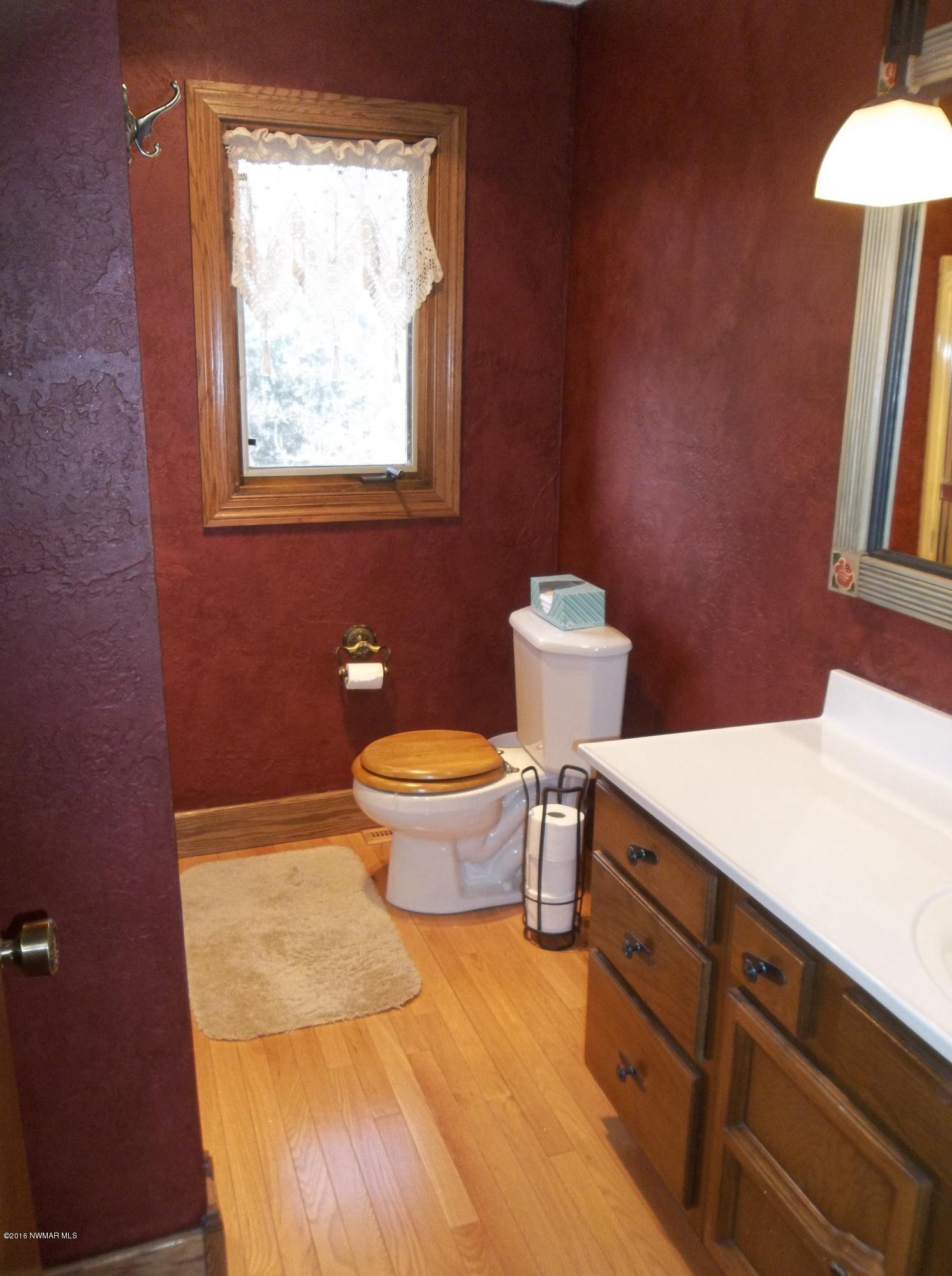 Full Bathroom - Upstairs