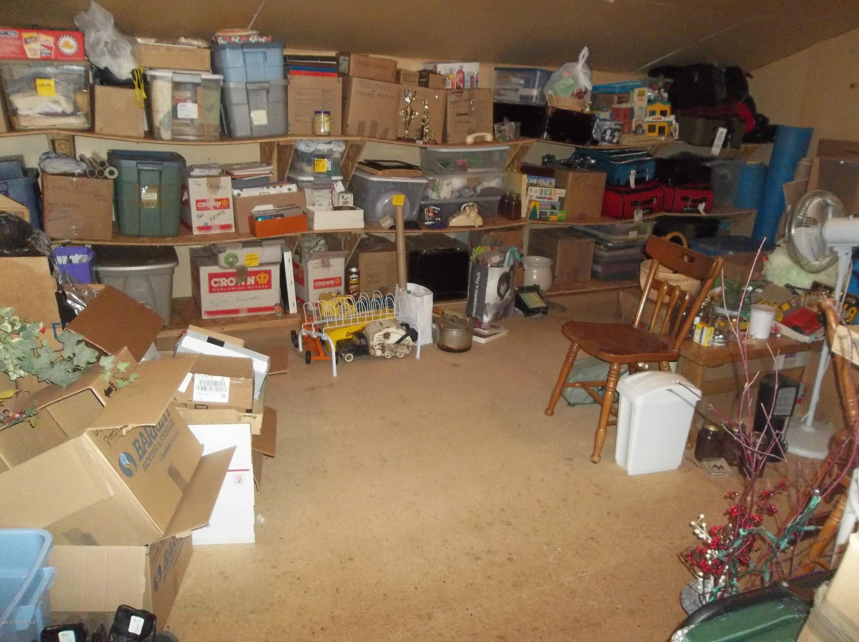 Store Room over Garage