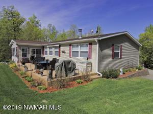 20288 Ries Ridge Lane NE, Hines, MN 56647
