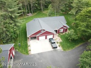 3112 Peaceful Pines Lane NE, Bemidji, MN 56601