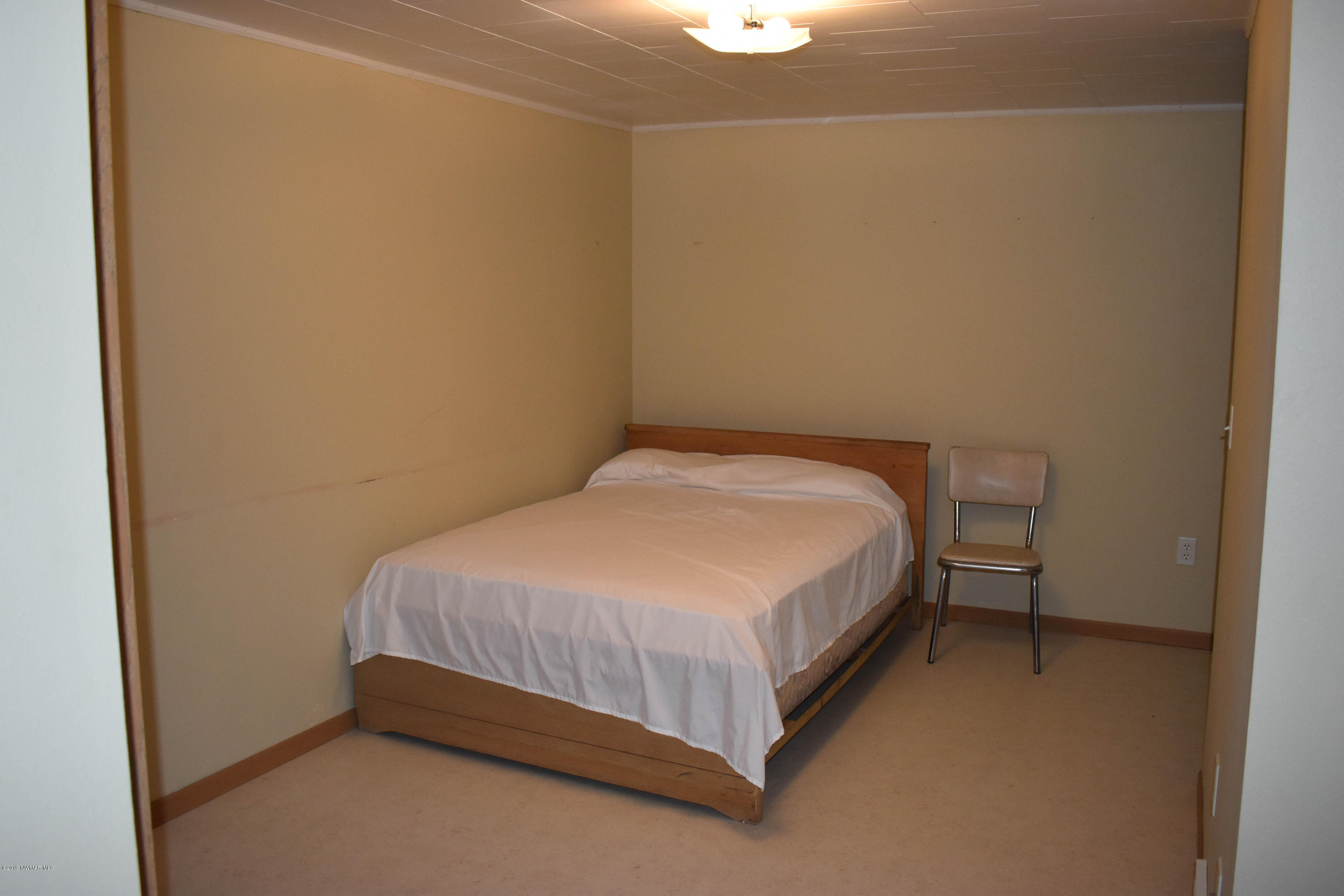 one of the bedrooms upstairs