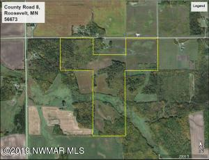 TBD County 8 Road NW, Roosevelt, MN 56673