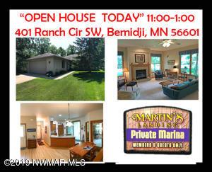 401 Ranch Circle SW, Bemidji, MN 56601