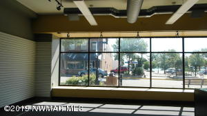 New Street View windows. You can see Lake Bemidji from here!