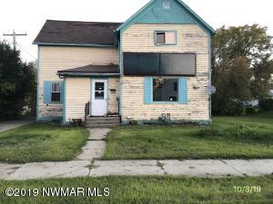 315 CROMB Street, Crookston, MN 56716