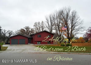 401 7th Avenue SE, Roseau, MN 56751