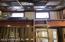Loft in guest bunkhouse