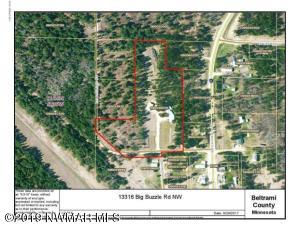 13316 Big Buzzle Road NW, Bemidji, MN 56601