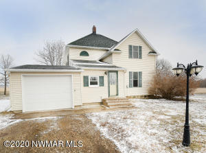 658 147th Avenue NE, Portland, ND 58274