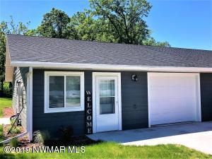 204 West Poplar Unit A Avenue, Badger, MN 56714