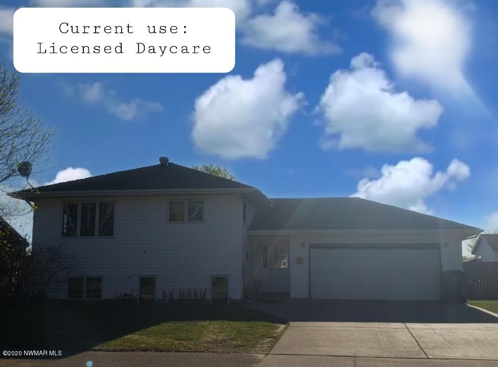 Located Close to Lincoln Elementary and walking Trails, This home is being used as a licensed Daycare. Continue the use or convert it back to a single family home.
