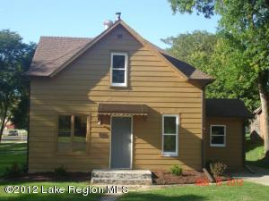 603 E SUMMIT Avenue, Fergus Falls, MN 56537