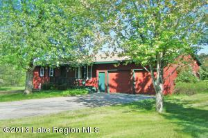 3 bedroom and 2 bath home, on main level, that has been recently updated. Patio doors and 16x16 deck overlooks gentle valley with panoramic views.