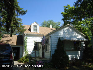 306 Summit Street W, Battle Lake, MN 56515